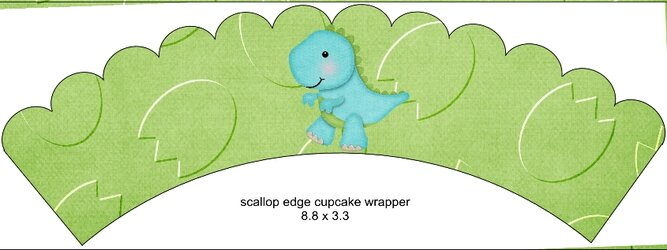 Scalloped Cupcake Wrapper Green3.jpg