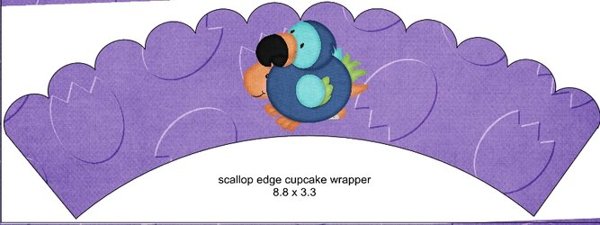 Scalloped Cupcake Wrapper Purple1.jpg